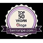 Top 50 Vegan Blogs